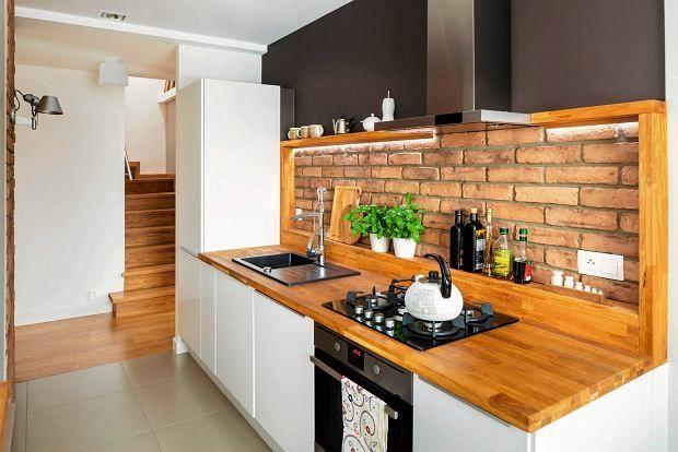 Znalezione obrazy dla zapytania kuchnia zrobiona własnoręcznie z cegły