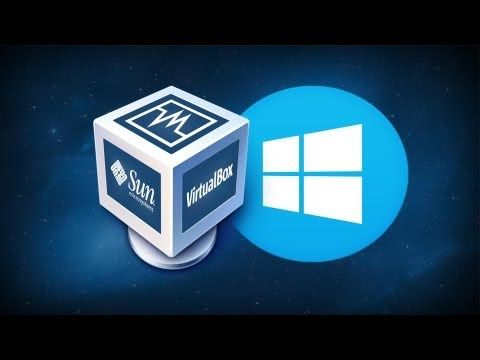 How to Install Windows 8 on Mac using VirtualBox Windows