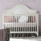 Found it at Wayfair - Genevieve 2-in-1 Convertible Crib with Mattress