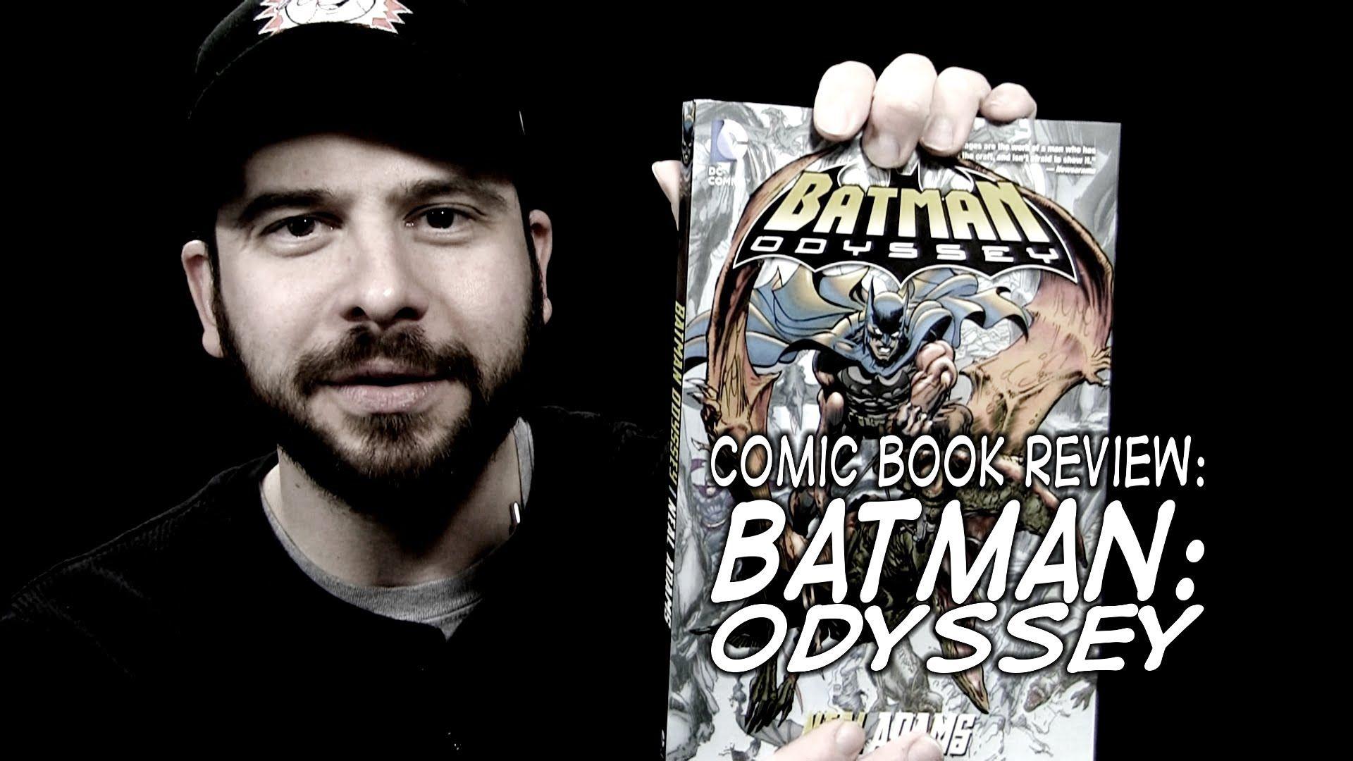 Comic Book Review: Batman: Odyssey