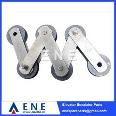 Schindler Escalator Step Chain Main Chain 133 33 Spare Parts Spare Parts Escalator Spares
