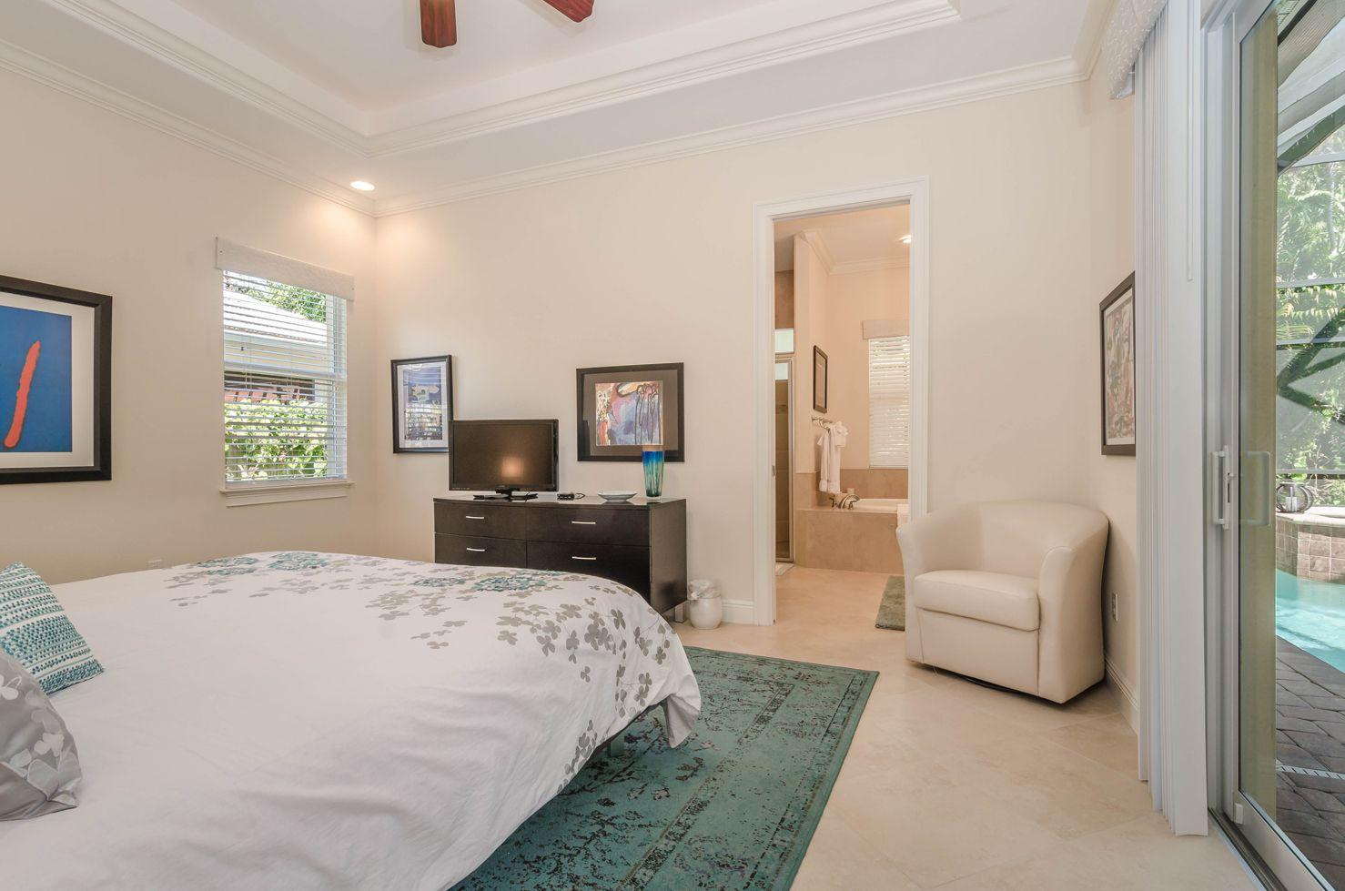 Master bedroom with 2 beds  Master Bedroom   SOLD   th Ave N  Pinterest  Master bedroom