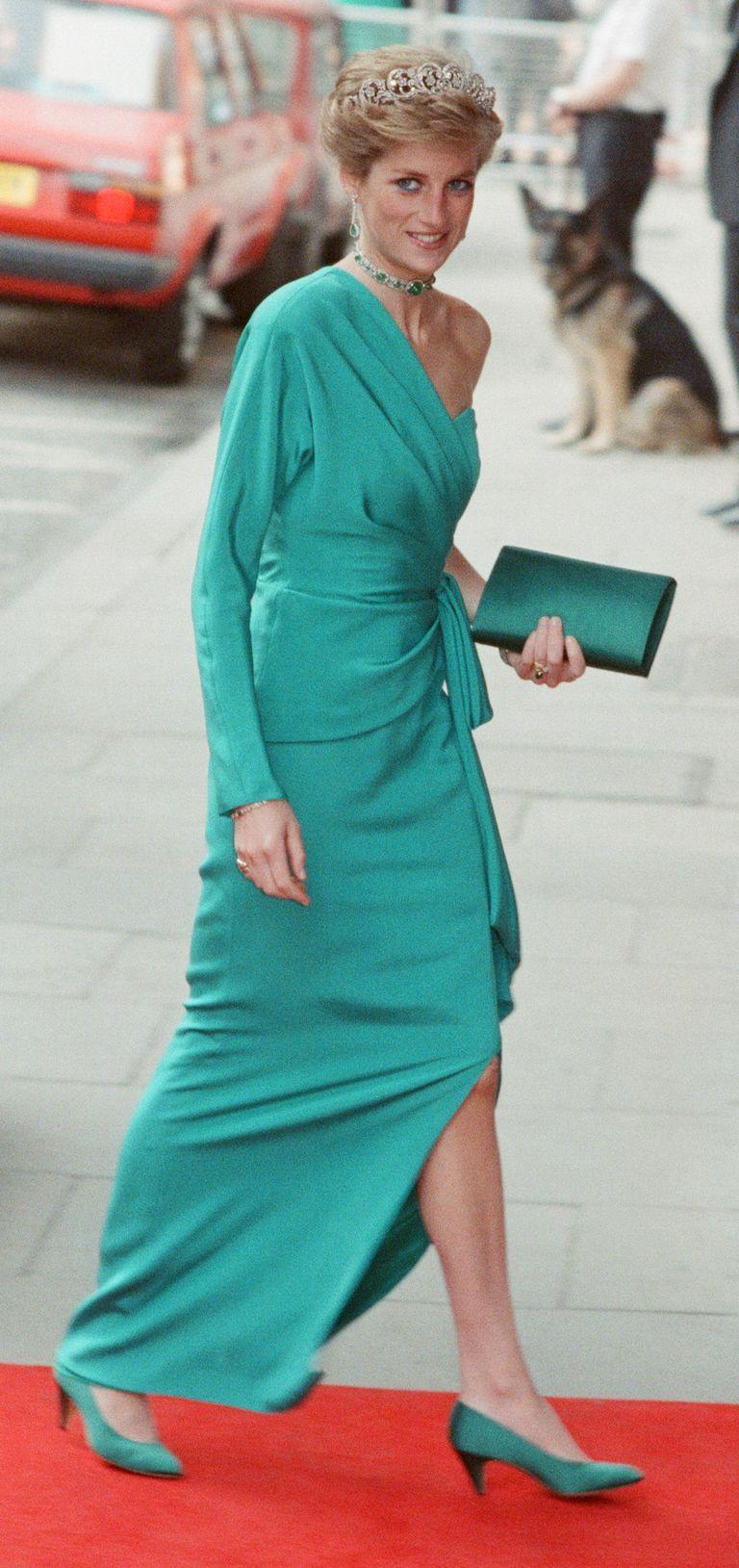Princess Diana Was the Ultimate Royal Style Icon #princessdiana