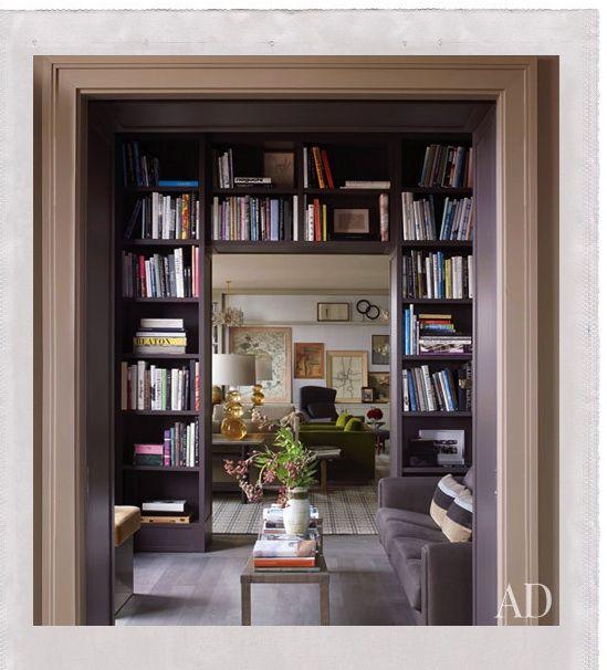 minimalist ways to showcase books - Google Search