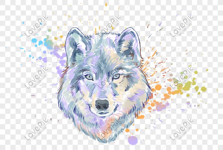 الذئب المائية ناحية رسمها Animal Tattoo How To Draw Hands Animals