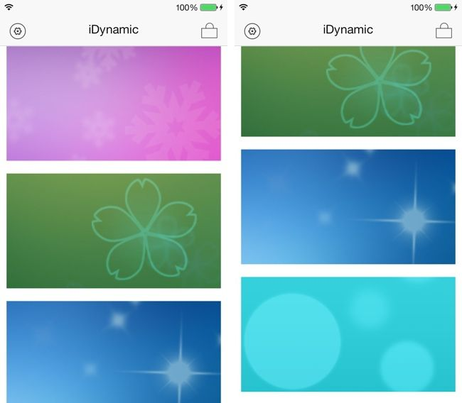 How To Add New Dynamic Wallpapers IPhone In IOS 7