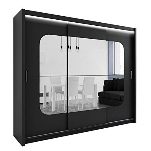Schwebetürenschrank spiegelfront  schwebetürenschrank mit spiegel | Deutschland Produkte | Pinterest
