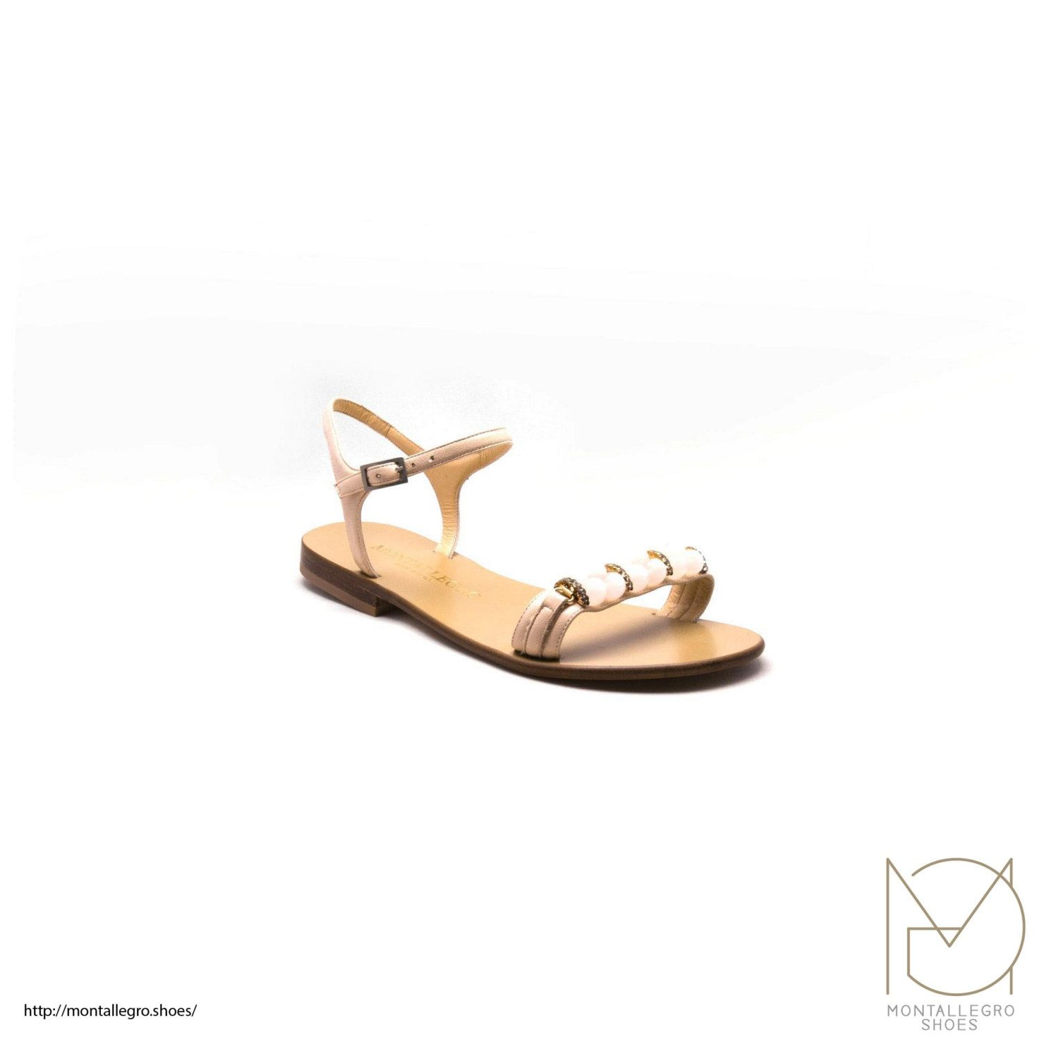 Zoagli - Handcrafted Leather Sandal,Slipper and Flip flop di MontallegroShoes su Etsy