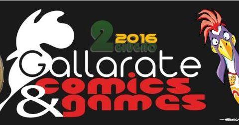 Gallarate Comics&Games 2016 - Gallarate, Italia, 2 Giugno 2016 ~ Kagi Nippon He ~ Anime Nippon-Jin