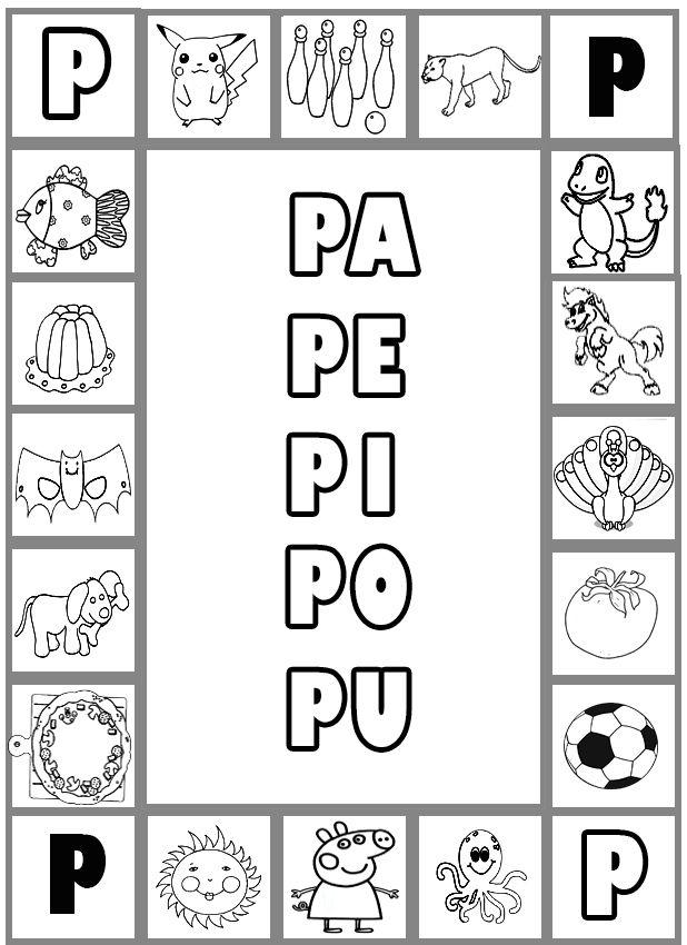 Pin von María Parrón auf Lectoescritura | Pinterest | Kind, Italien ...