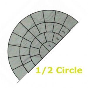 semi circle front patio - Google Search