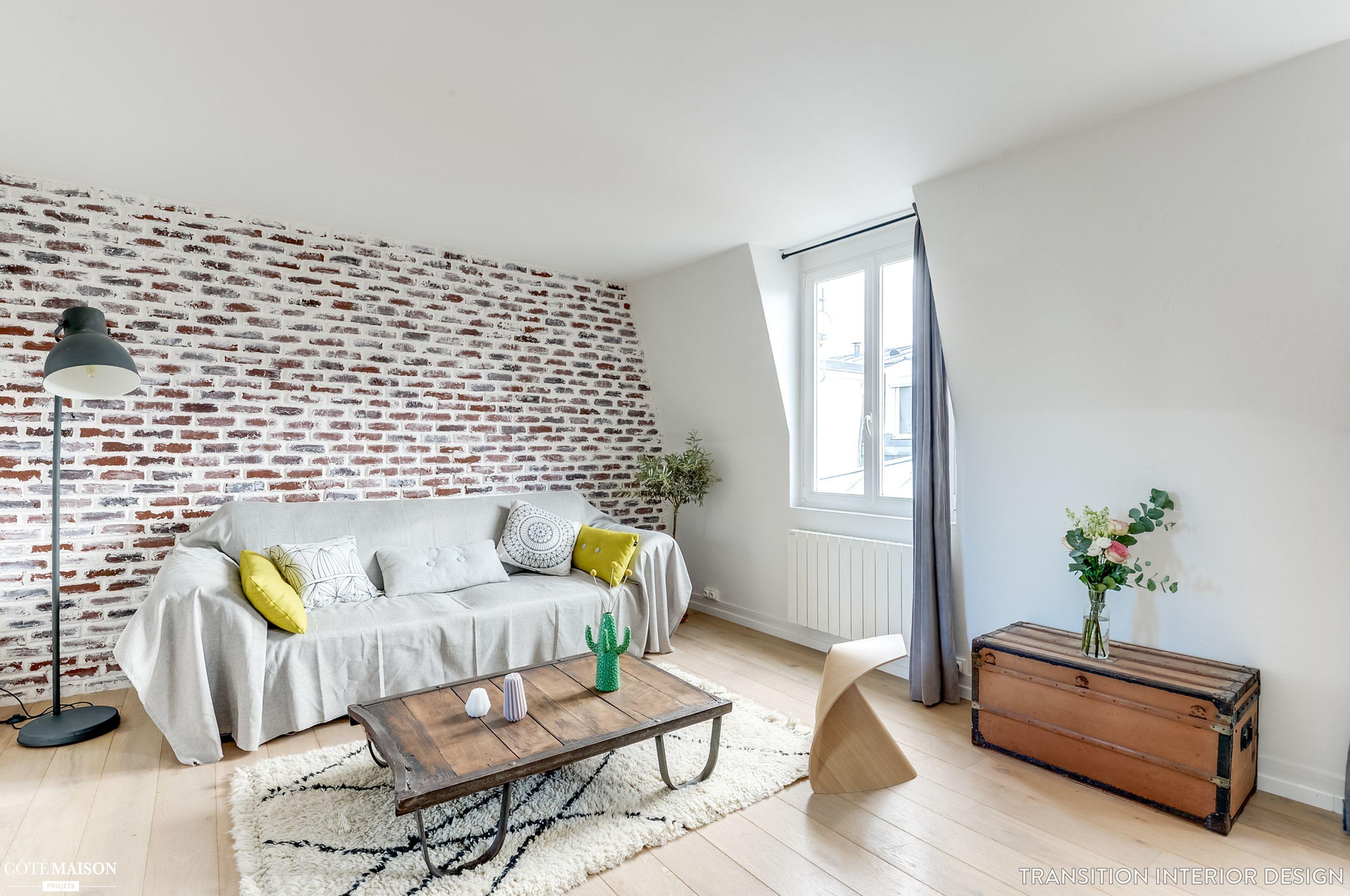Rénovation complète d\'un appartement pour un jeune couple ...