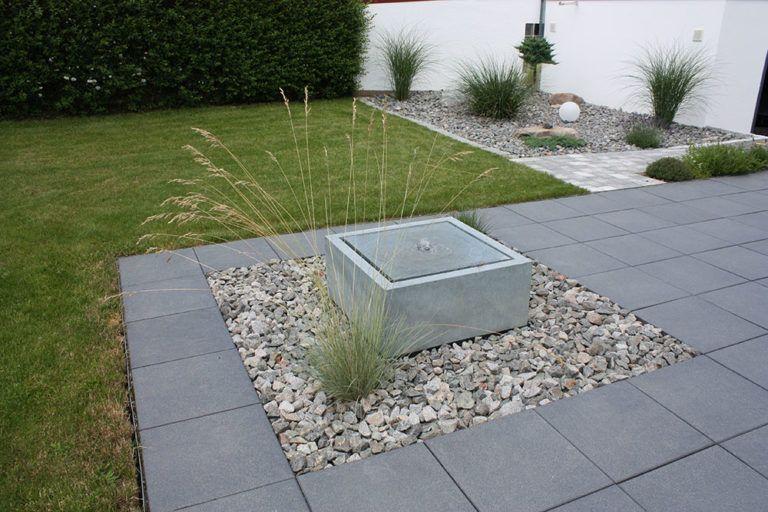 Gartenbrunnen Wassertisch Aus Zink Kubusbrunnen Beton Modern Bauhausstil Garte Brunnen Brunnen Garten Gartenbrunnen Wasserspiel Garten