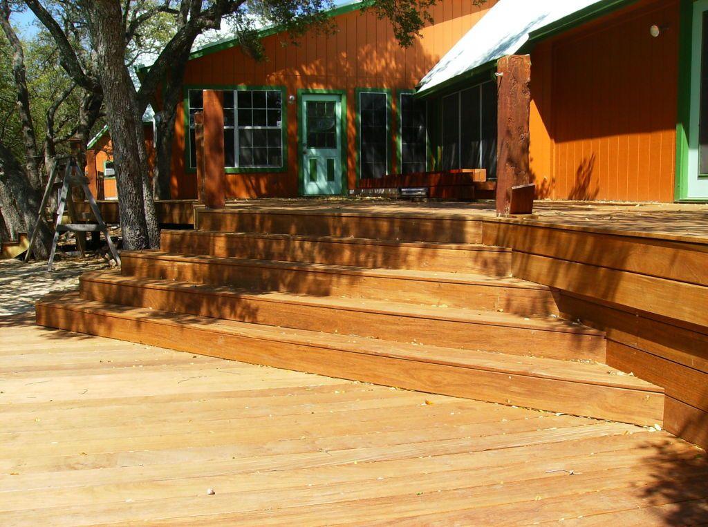 Best Ipe Stairs Image By Deckman22 Photobucket Pool Deck 400 x 300