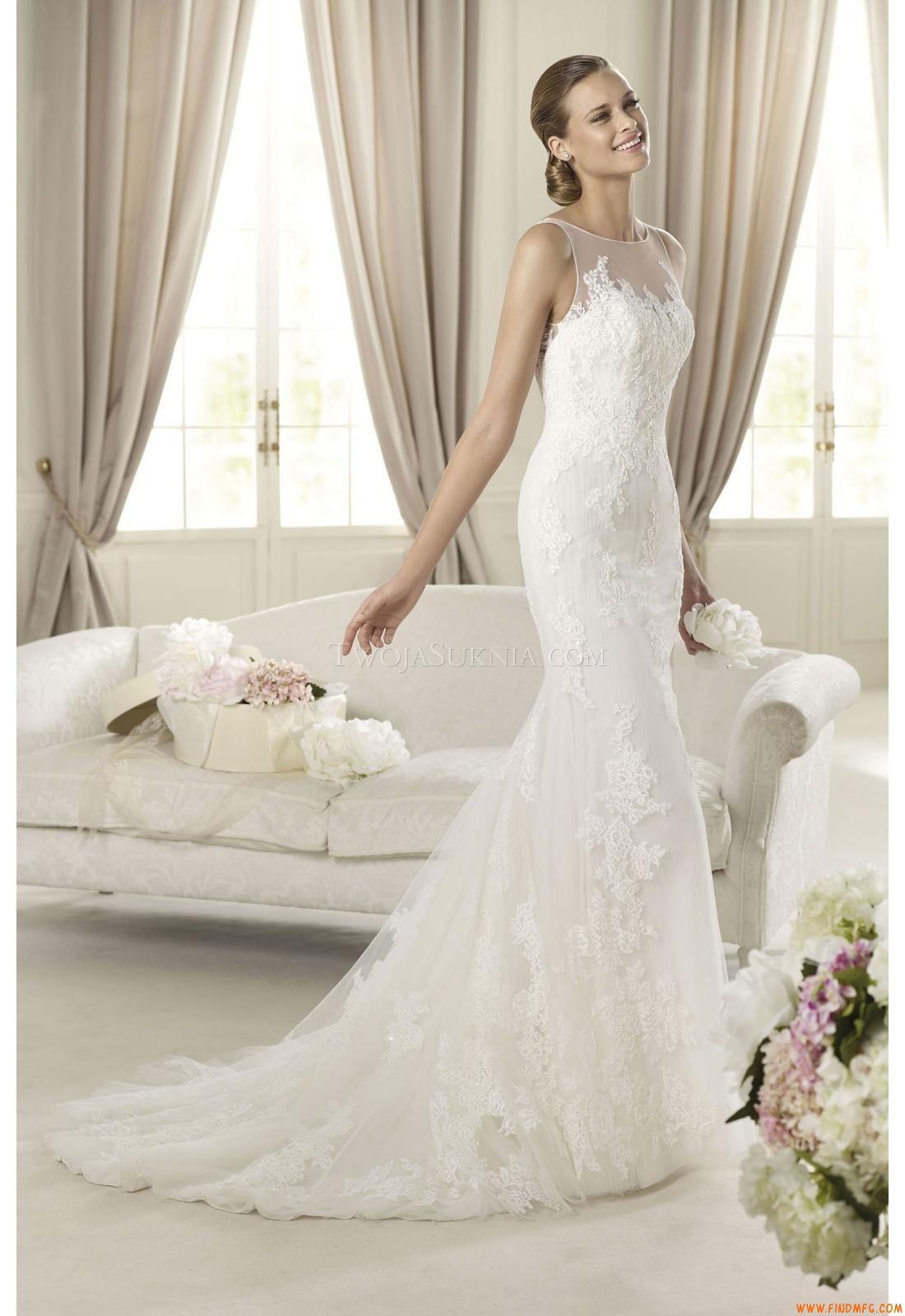 Preloved pronovias wedding dresses  Vestidos de noiva Pronovias Distel   Pronovias Vestidos de