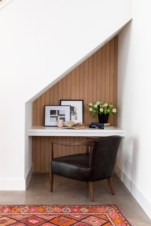 modern farmhouse office desk