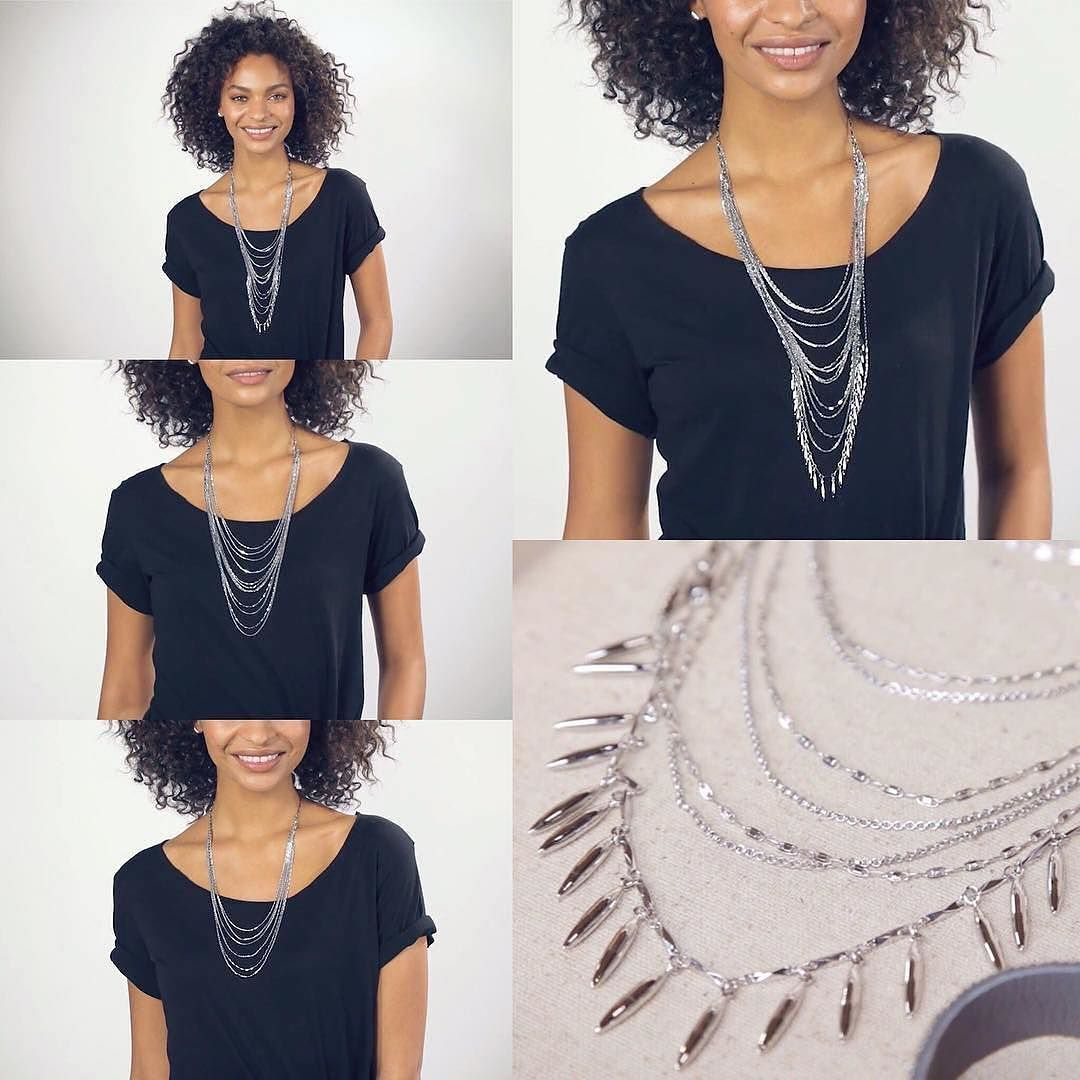 Love the Lindsay layering necklace. So many options of ways to wear it. https://www.stelladot.com/sites/kelseywittner
