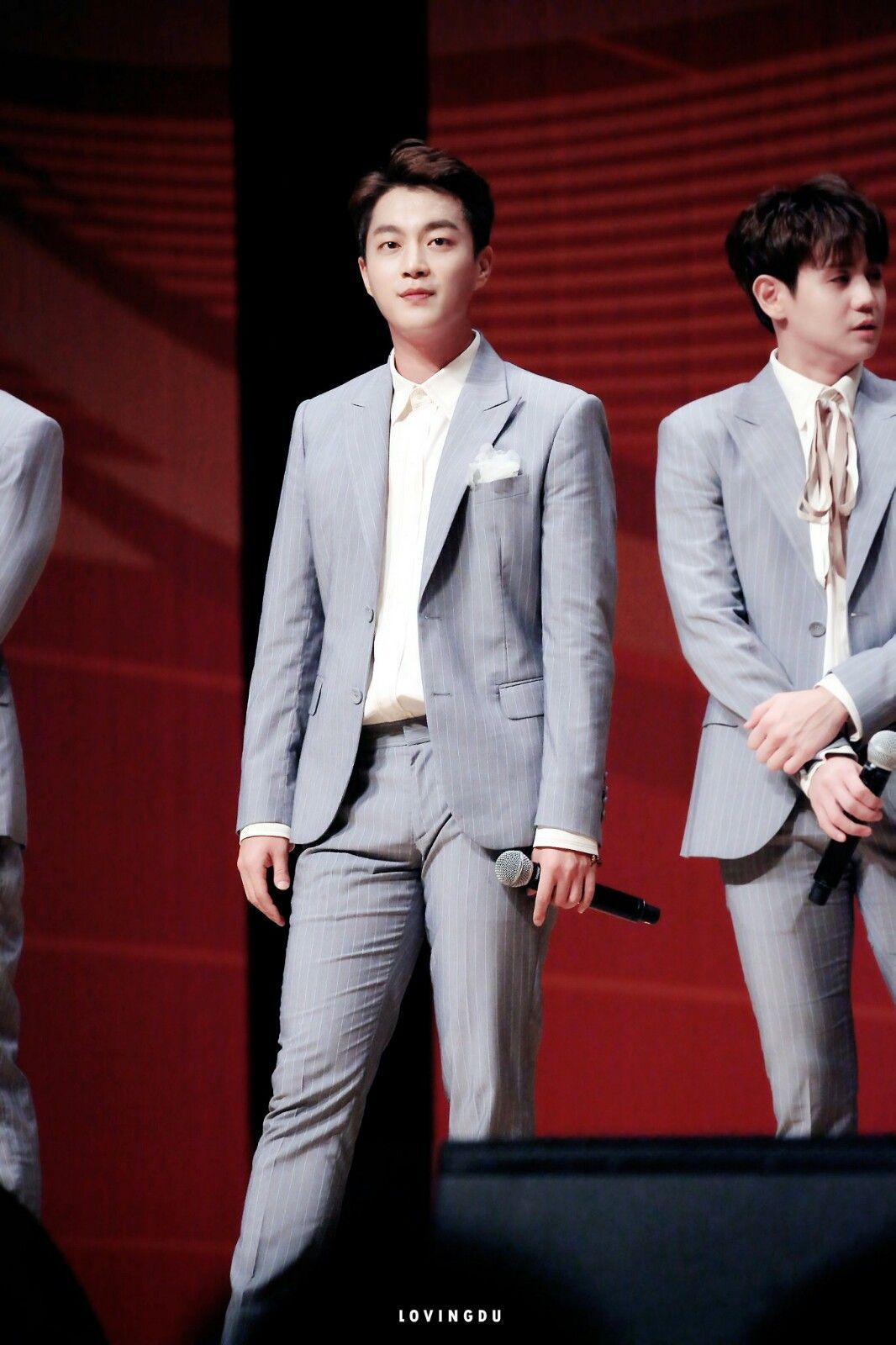 Dujun Yoseop - Beast 161103 | Kyunghee University's Music Festival