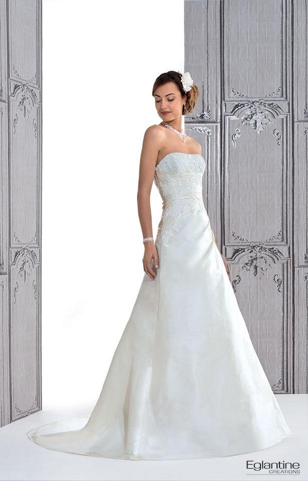Robes de mari es eglantine cr ations boutique mariage for Boutiques de robe de mariage charleston