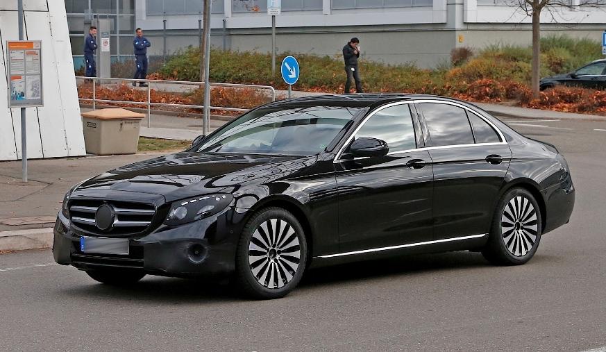2020 Mercedes-Benz GLA Spy Shots, Rumors >> 2020 Mercedes Benz E Class Release Date The Real Mercedes
