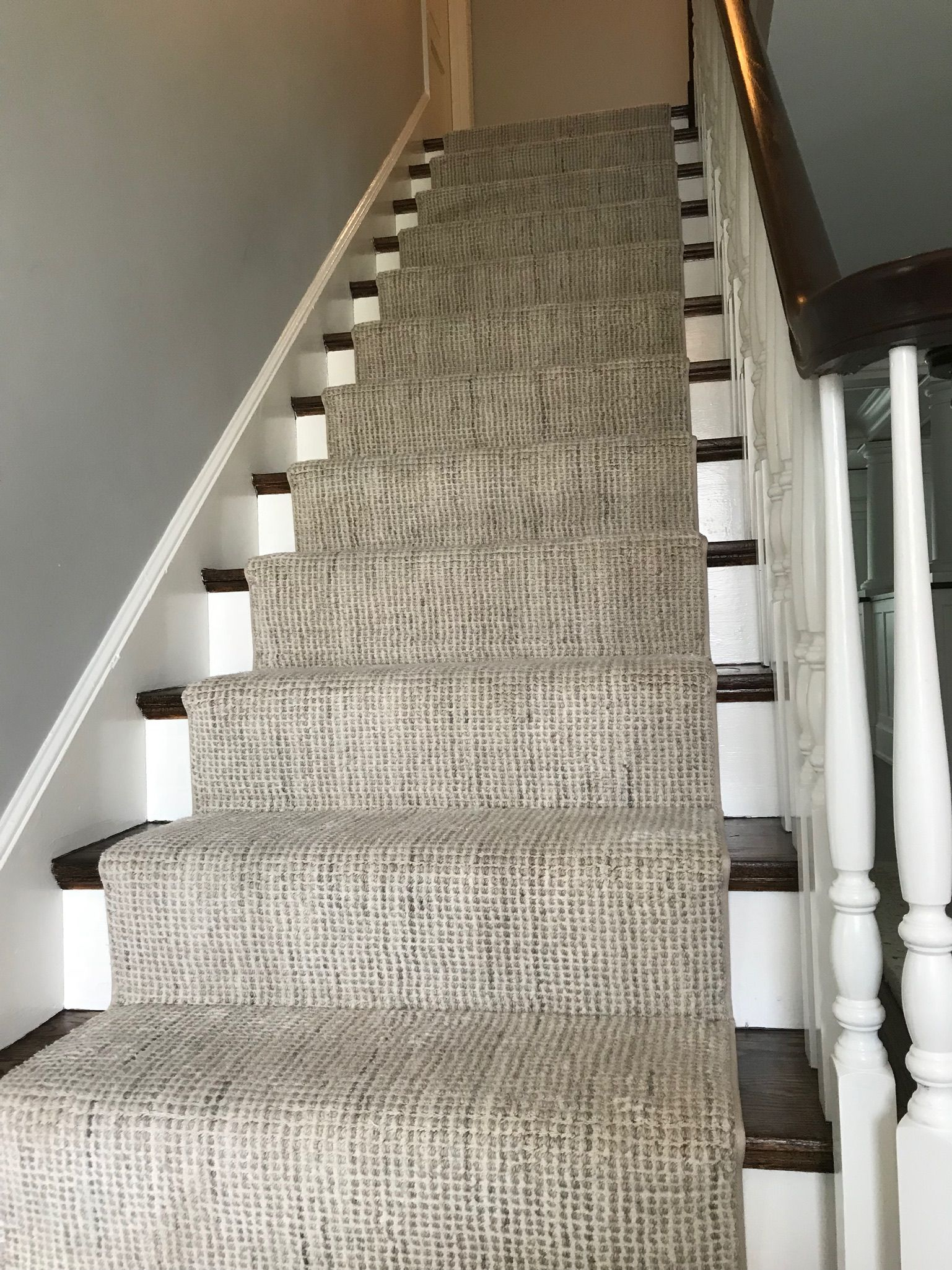 Best Pin By The Carpet Workroom On Modern Stair Runners And 400 x 300