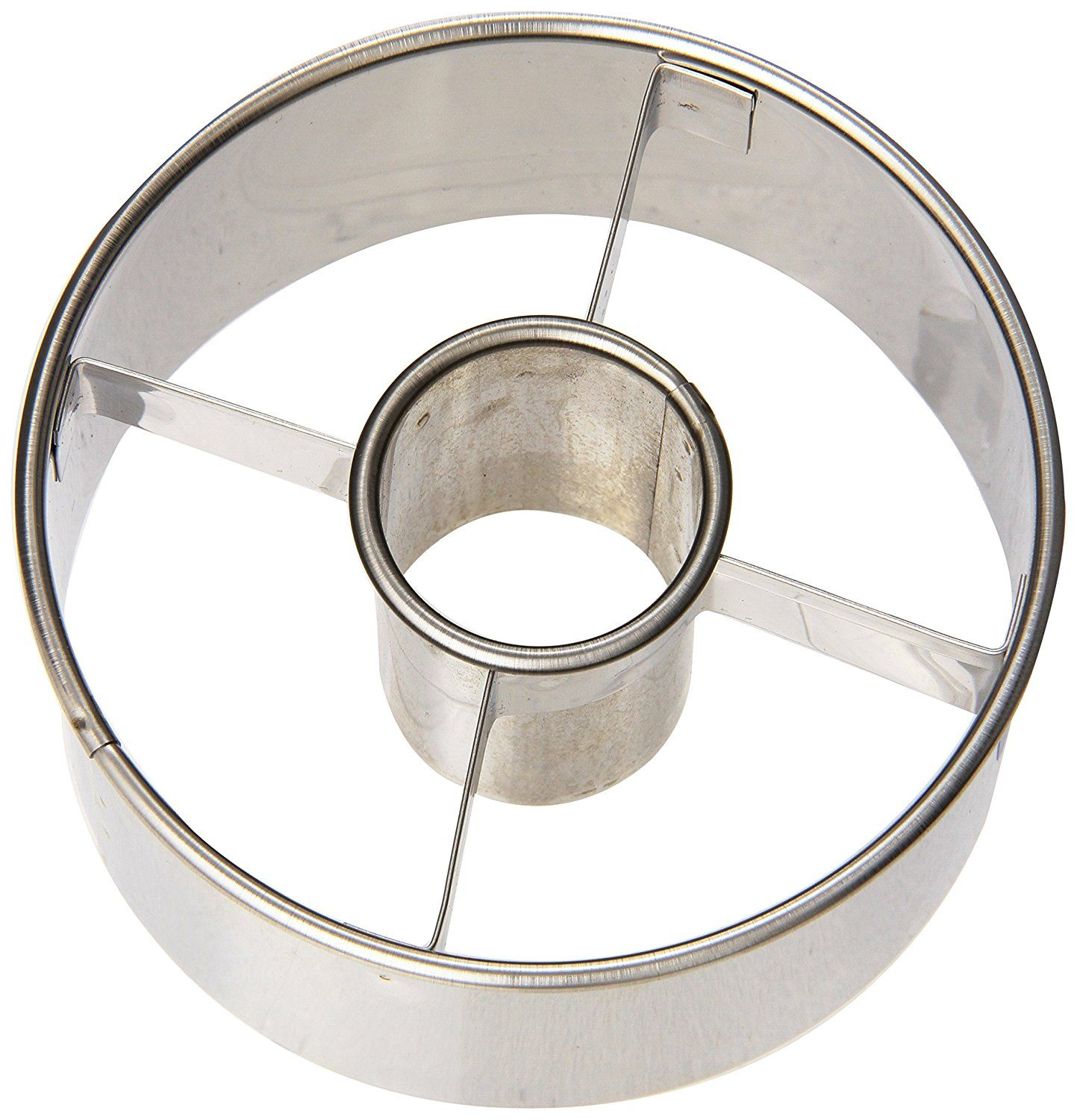 Ateco 3-1/2-Inch Stainless Steel Doughnut Cutter * See this great image @ - Baking Accessories