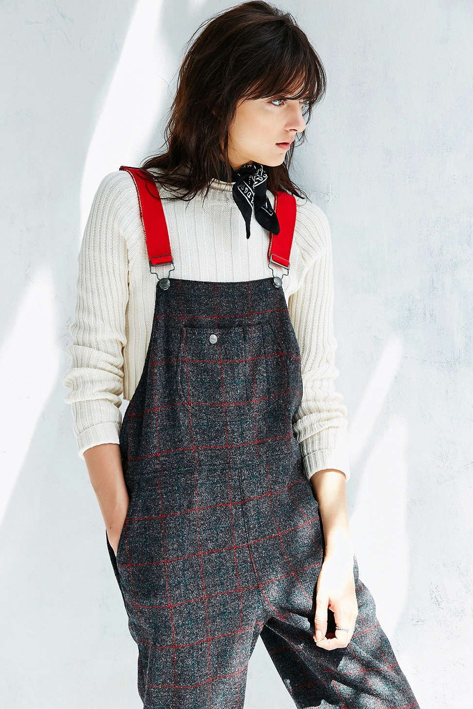 Woolrich Ms Malone Bib Overall Urban Outfitters