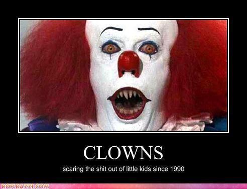 3e574ffe88568f756ff8ffc85f067907 pennywise the dancing clown! evil clowns pinterest horror