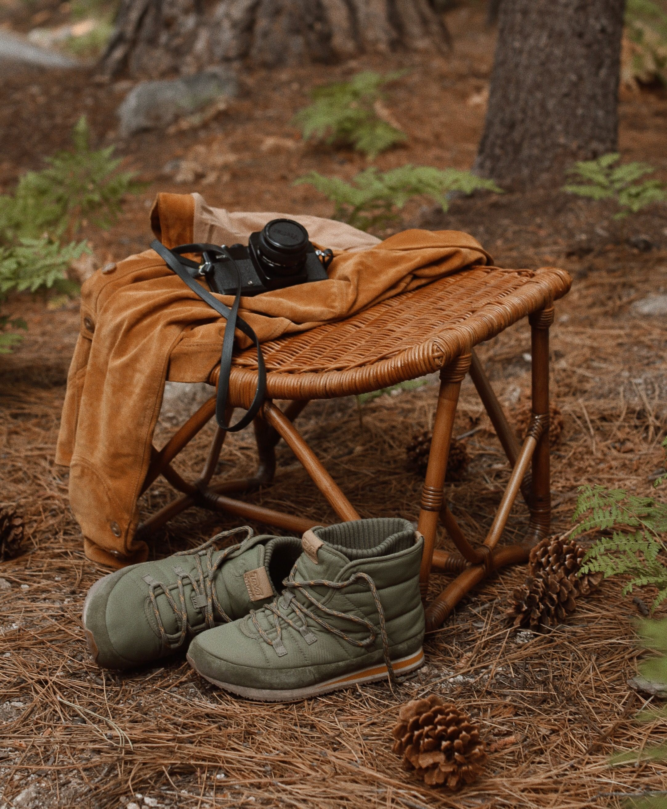 3b445ba5e6f Ember Lace in 2019   Camp Vibes ft. The Ember Moc   Hiking boots ...