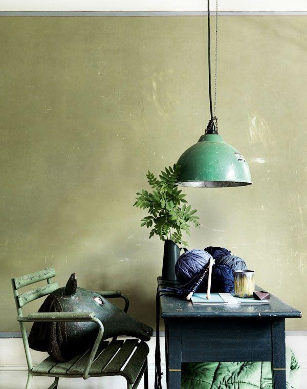 Grijs and Groen. | http://anoukdekker.nl/kleur-inspiratie-grijs ...