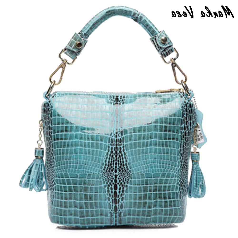37.50$  Buy here - https://alitems.com/g/1e8d114494b01f4c715516525dc3e8/?i=5&ulp=https%3A%2F%2Fwww.aliexpress.com%2Fitem%2Fbrand-genuine-leather-handbag-women-small-tote-bag-shoulder-bags-ladies-classic-serpentine-pattern-leather-bucket%2F32747580550.html - brand genuine leather handbag women small tote bag shoulder bags ladies classic serpentine pattern leather bucket bag