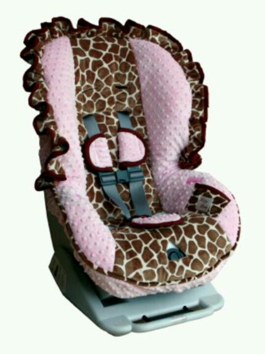 Gorgeous car seat for a gorgeous girl... Miss Avery :)   Princess ...