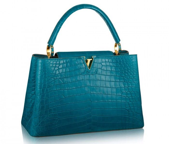 391b2b363712 Louis Vuitton Has Seriously Expanded Its Selection of Exotic Bags. Hermes  Birkin 30cm Shiny ...