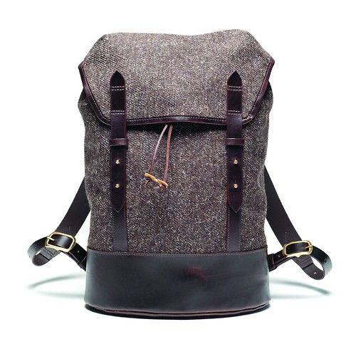 Private White V.C. backpack