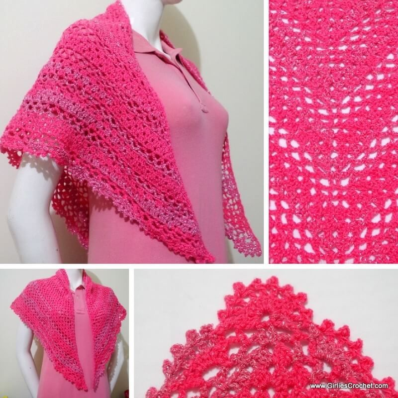 Paz Prayer Shawl | Prayer shawl, Free crochet and Shawl