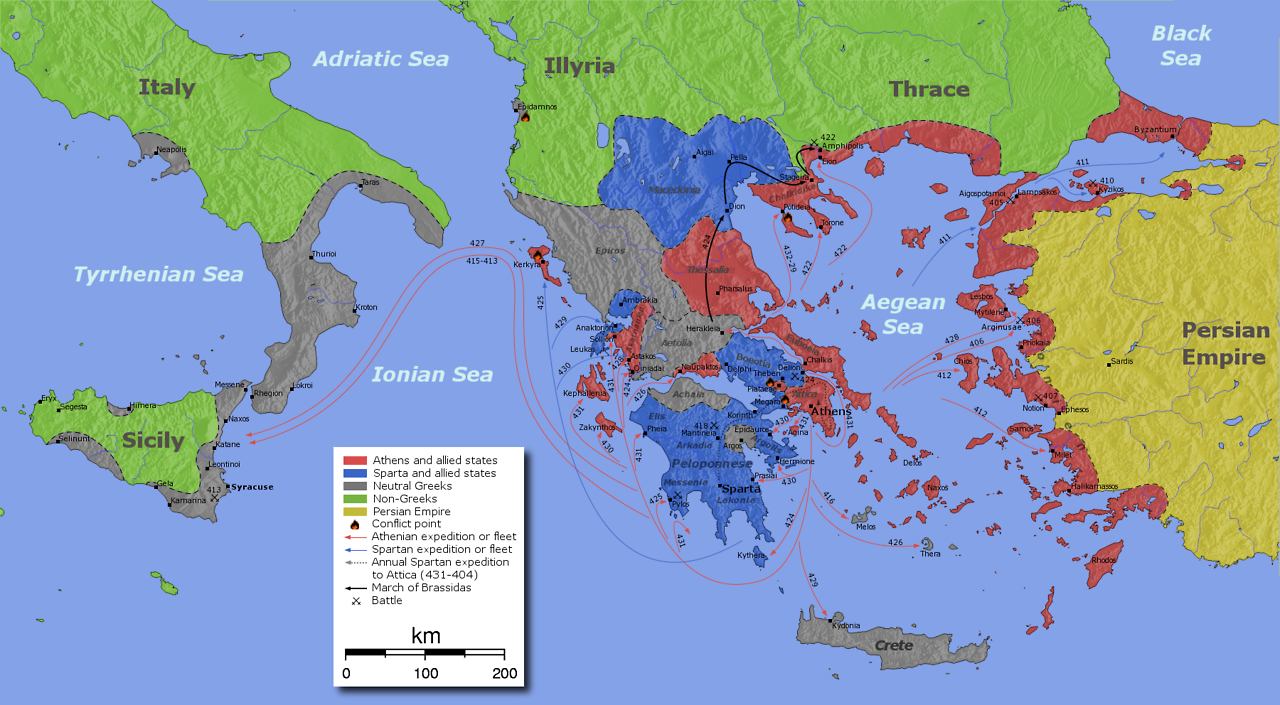 Mapsontheweb map of the peloponnesian war 431 404 bc keep mapsontheweb map of the peloponnesian war 431 404 bc keep reading gumiabroncs Choice Image