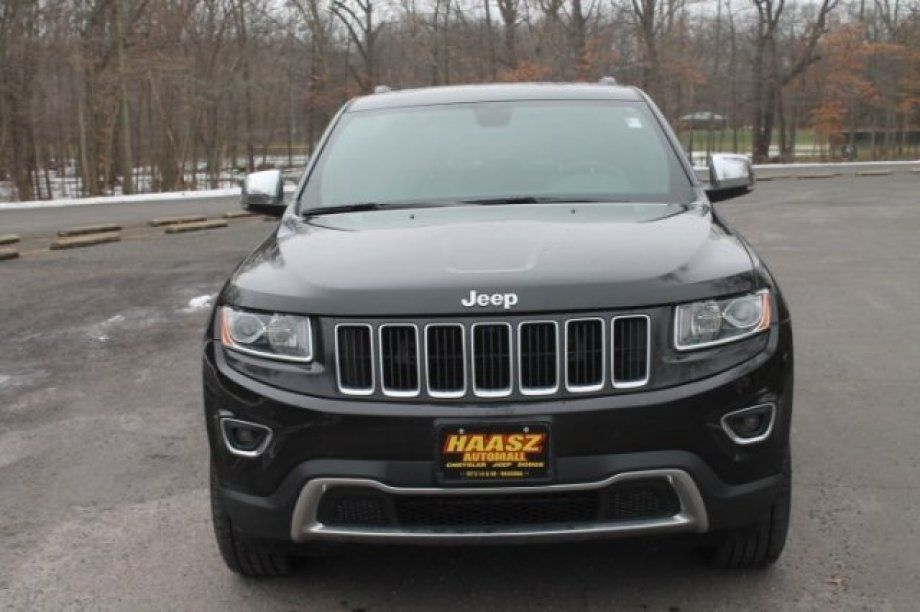 Used 2015 Jeep Grand Cherokee 4WD Limited in Ravenna OH
