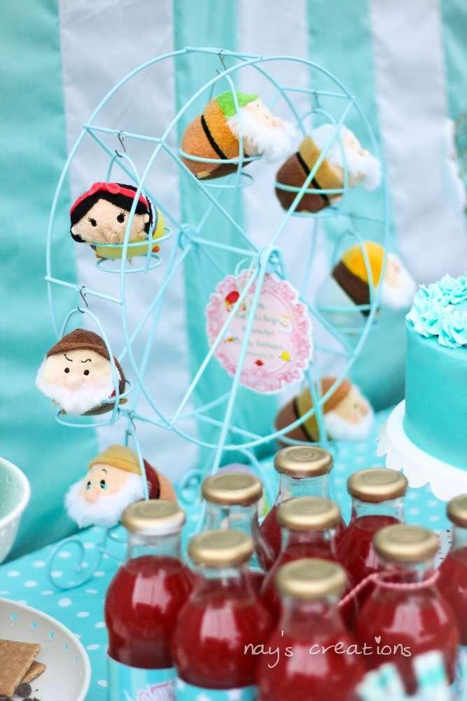 TSUM TSUM PARTY Birthday Party Ideas | Disney | Pinterest | Babyparty