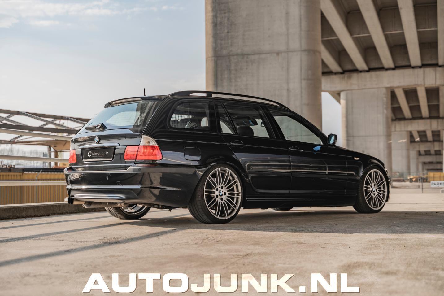 Bmw E46 330d Touring Style 269 Bmw Performance Velgen