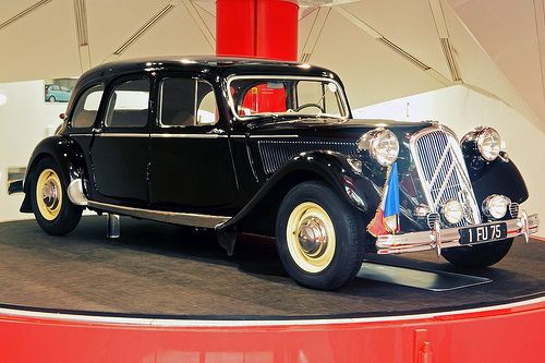 Citroen Traction Avant Presidential Peugeot And Cars