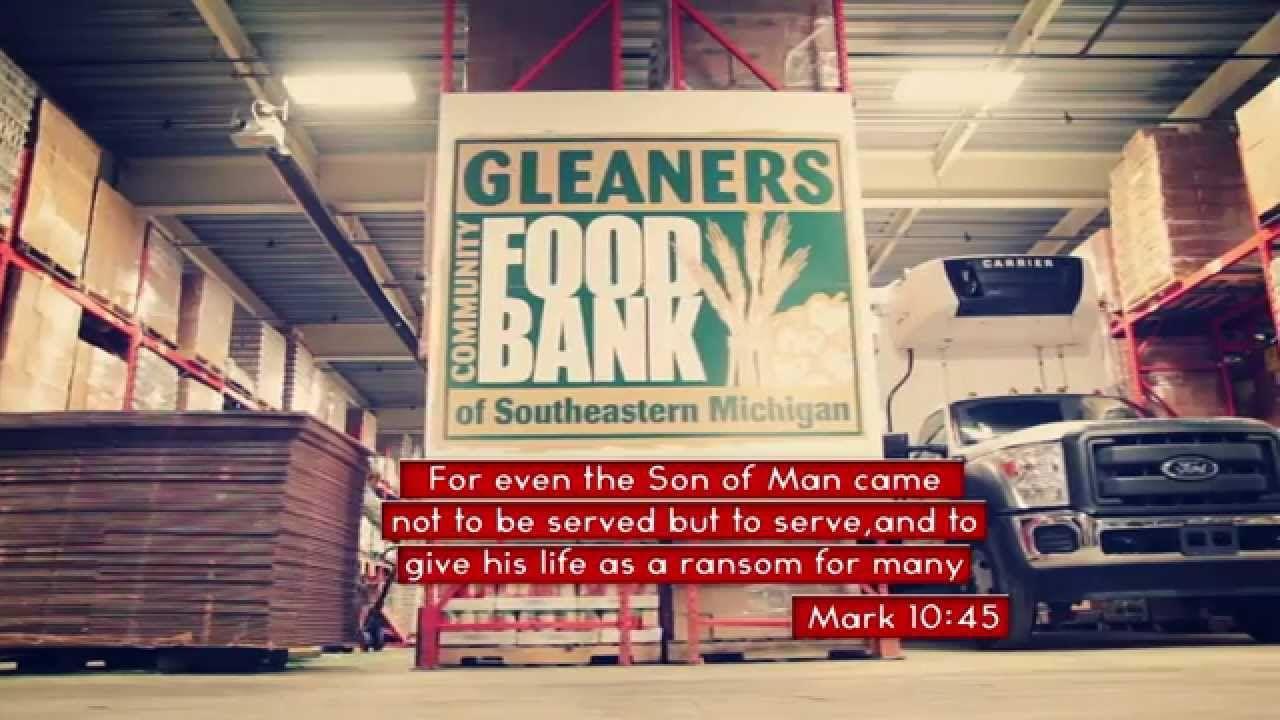 Gleaners food bank community film food bank social