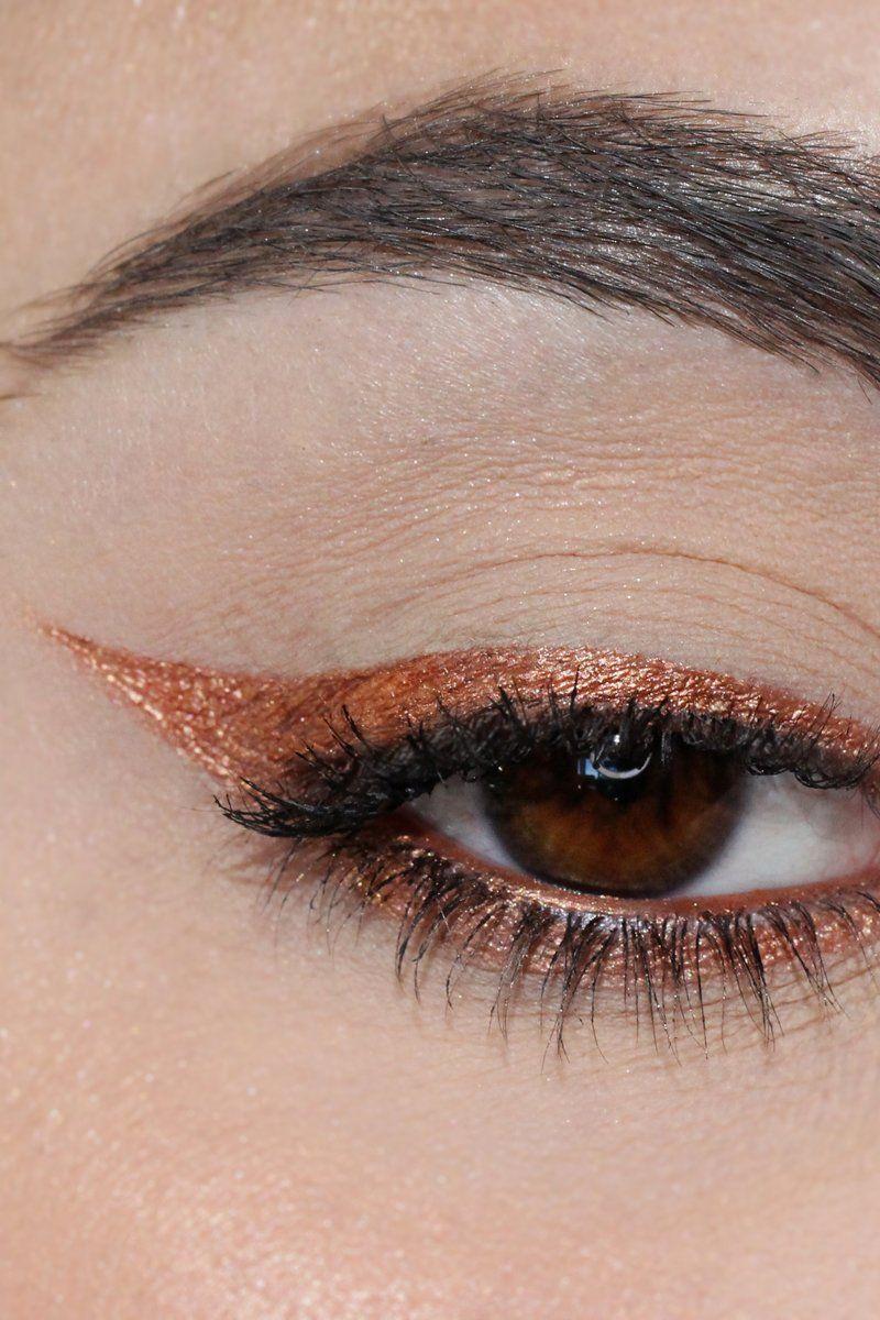 NUT Crème Gel Colour Makeup tutorial eyeliner, Makeup