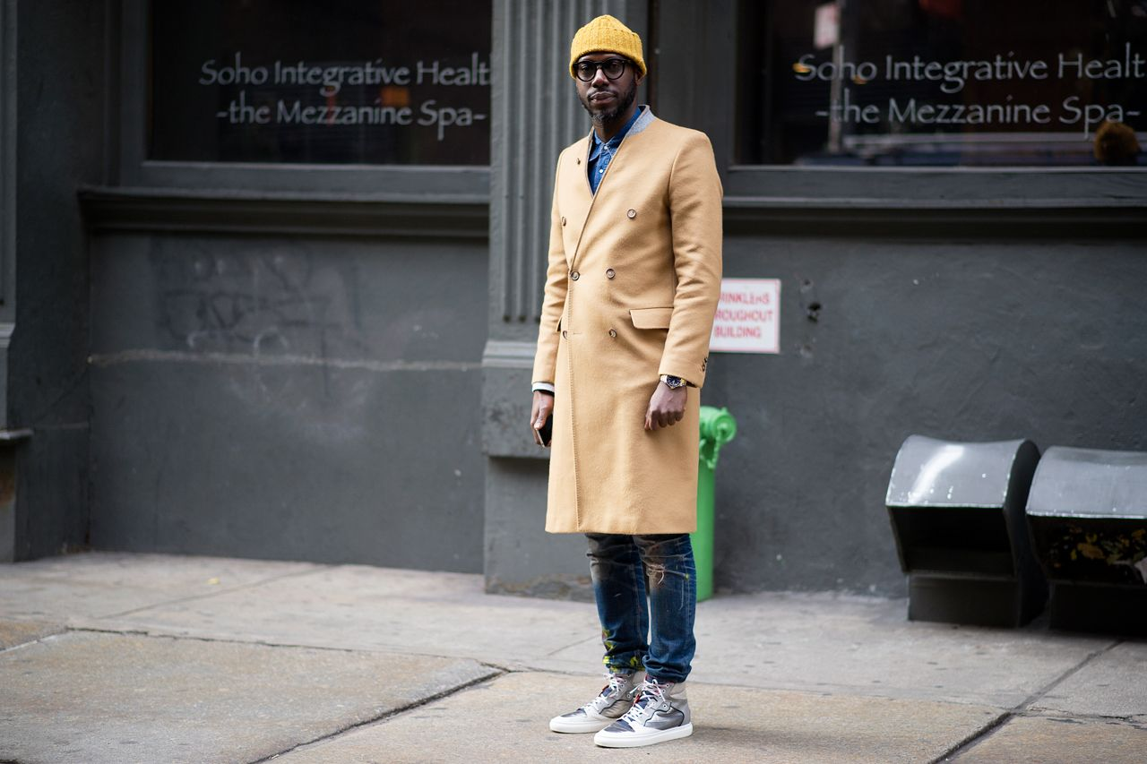 Streetsnaps Marcus Paul Mens Street Style Mens Fashion Inspiration Mens Style Guide