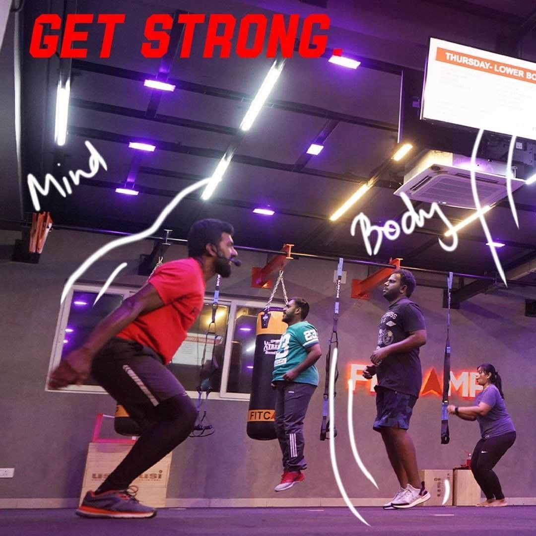 Activate Your Mind Body And Soul Get Fit In The Coolest Luxury Fitness Studio 6 Days 6 Different Workouts In 2020 Agility Training Stay Fit Fitness Studio