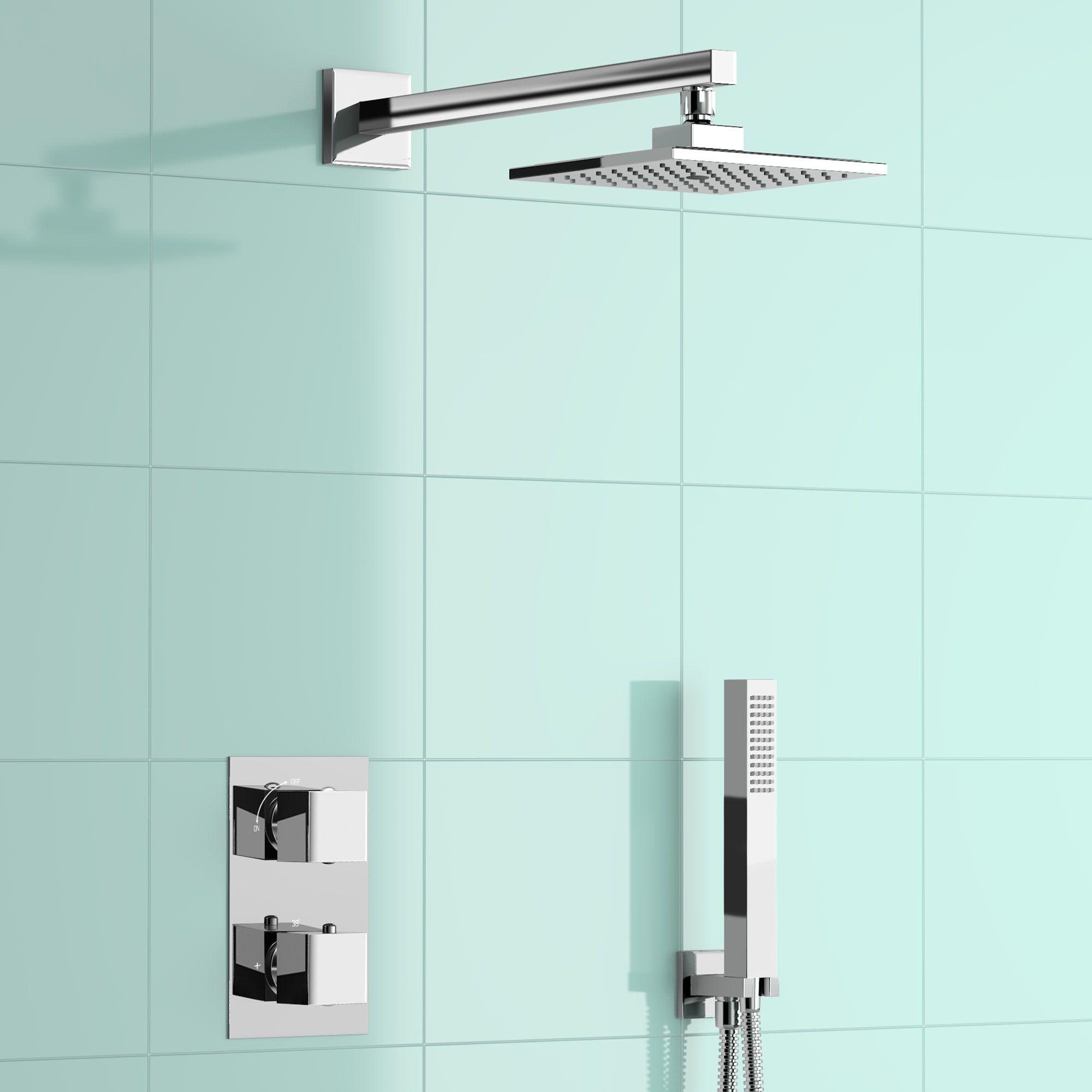 Mixer Shower | Thermostatic Mixer Showers | BathEmpire | Dukes B&B ...
