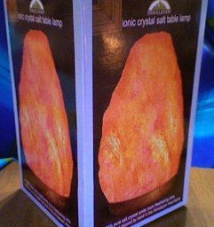 Wbm Salt Lamp Wbm Himalayan Light #1002 Natural Air Purifying Himalayan Salt Lamp