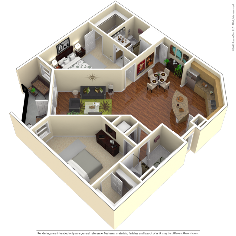 Floor Plans 2121 Mid Lane Studio 1 2 Bedroom Houston Apartments Houston Apartment Sims House Design Small House Plans