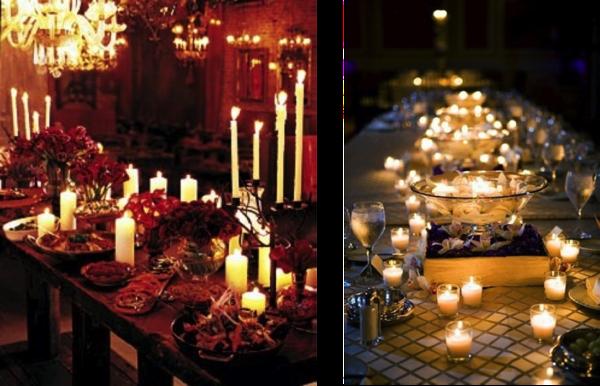 Beautiful Décor Ideas for Your Masquerade Ball: Tablescapes | VIVO Masks