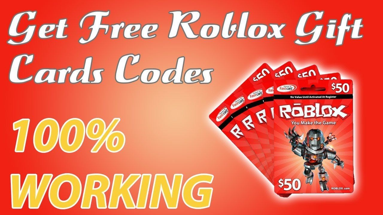 Free Roblox Gift Cards 10000 Robux Codes 2019 100 Working Roblox Gifts Free Gift Card Generator Roblox
