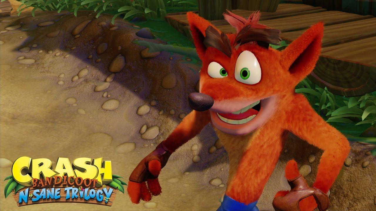 Crash Bandicoot N  Sane Trilogy Release Date Announced